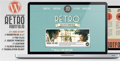 themes wordpress vintage free wordpress theme of the week vintage premiumcoding