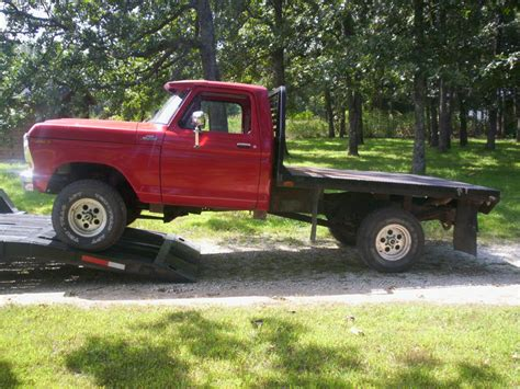 flat bed ford f 250 flatbed convertion ford truck enthusiasts forums