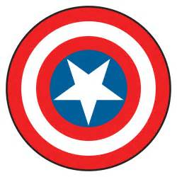 Marvel Avengers Area Rug Captain America Vintage Shield Peel And Stick Giant Wall