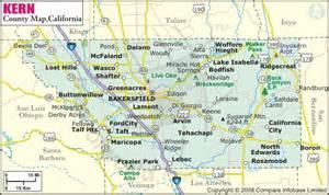 kern county california map kern county map bakersfield ca mappery