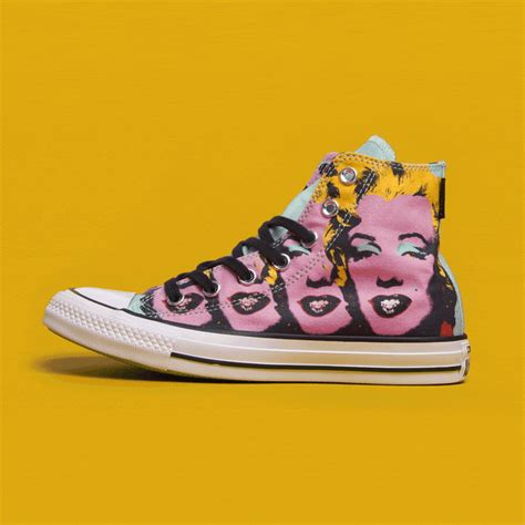 Harga Converse X Andy Warhol converse x andy warhol collaboration