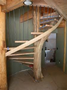 the spiral staircase wonderful example building round house fallbrook tiny san diego california