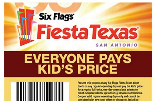 six flags fiesta texas deals 2018