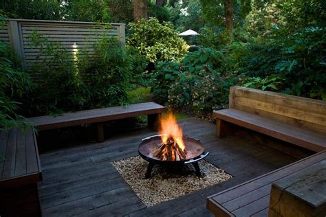 fire pit benches with backs interiorcrowd