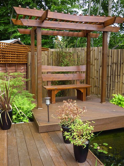 Japanese Patio Design Asian Deck 2015 Personal