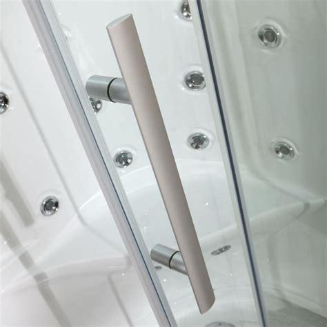 cabina doccia multifunzione 70x90 cabina doccia multifunzione con sauna 70x90 cm kv store