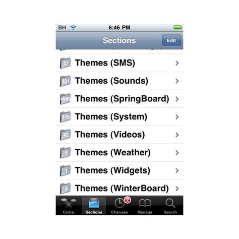 themes not changing winterboard tips instructions on how to install an iphone theme