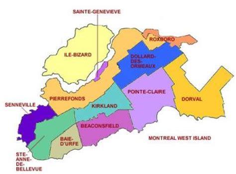 west island communities, montreal
