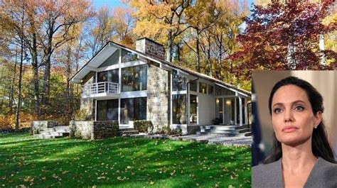 angelina jolie s childhood home hits the market for 2 which celebs childhood homes get marked up the most