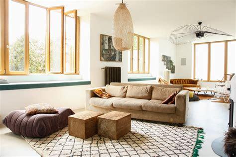 loft living ideas beautiful loft interior design house of annabel gueret