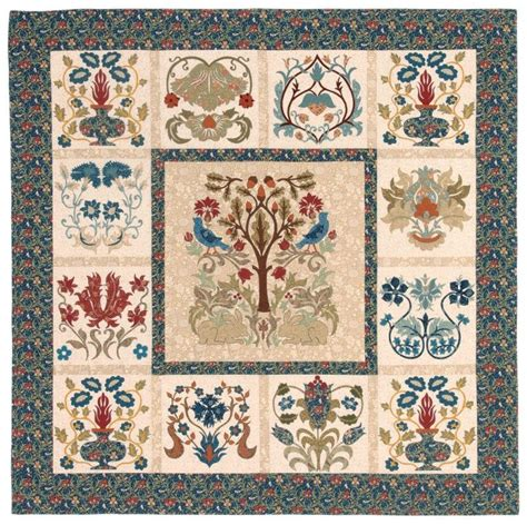 William Morris Quilt by William Morris In Quilting Quilts For Charity