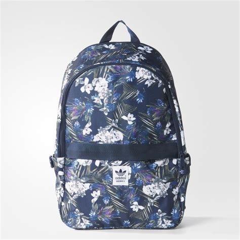 Tas Adidas Classic Black Blue 25 best ideas about floral backpack on