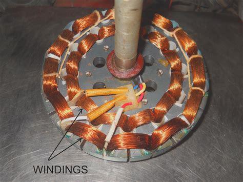 ceiling fan motor winding diagram whats inside inside a ceiling fan