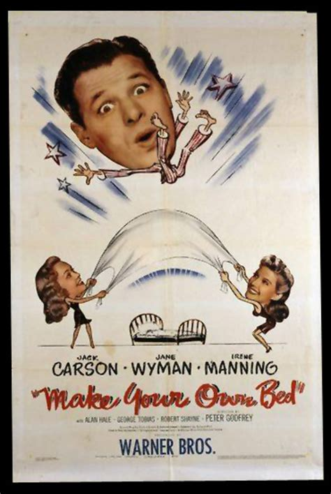 make your own bed make your own bed jane wyman posters movie details artwork