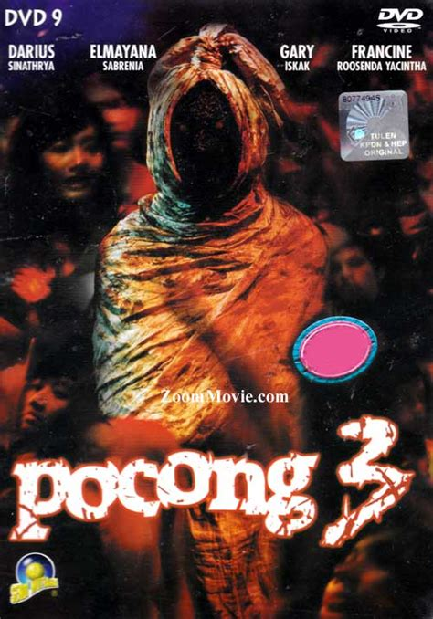 film pocong terseram indonesia pocong 3 dvd indonesian movie cast by francine roosenda