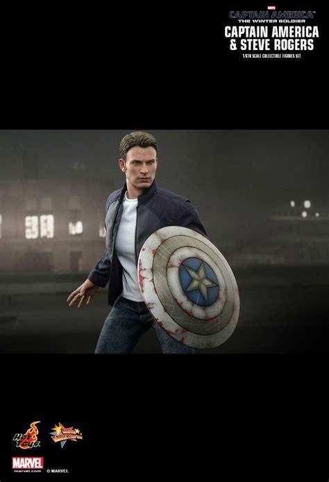 Figure Captain America Robocop Batman Set S4c captain america steve rogers captain america ii