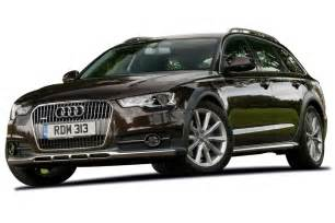audi 6 estate audi a6 allroad quattro estate review carbuyer