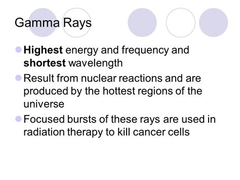 gamma rays wavelength and frequency range light and the electromagnetic spectrum ppt video online