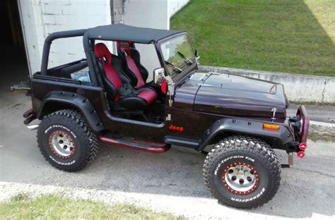 Jeep Wrangler V8 1994 Jeep Wrangler Yj 355 Sbc V8 5 Speed Classic