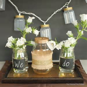 Wedding Mason Jar Ideas 9 Mason Jar Wedding Centerpiece Ideas Temple Square