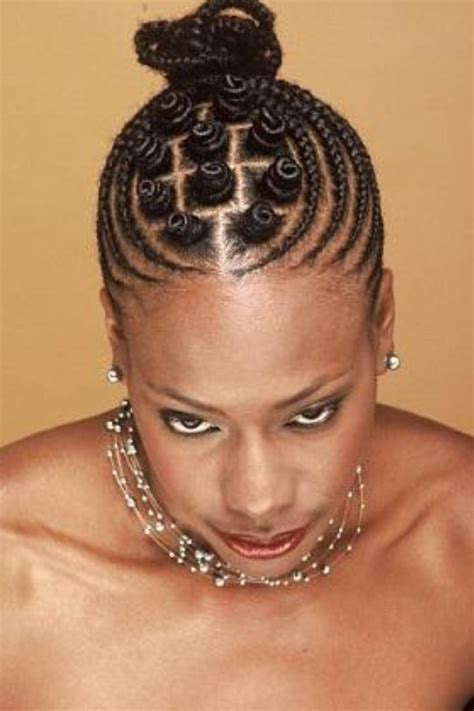twist knot hairstyles for black women bantu knots hairstyle for african american women