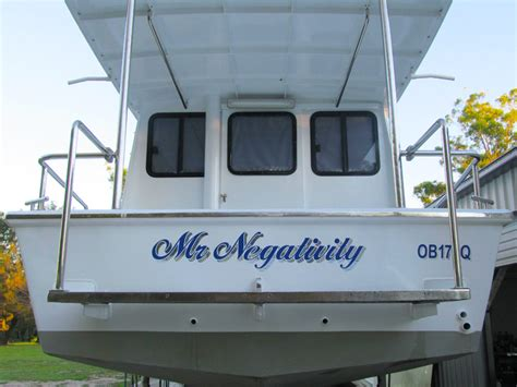 name the 4 sides of a boat easy to apply boat name kits mr negativity testimonial