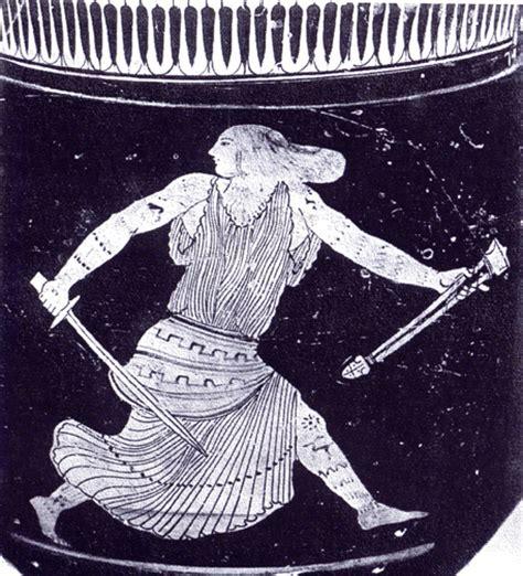 Flowers On A Vase Thracian Women