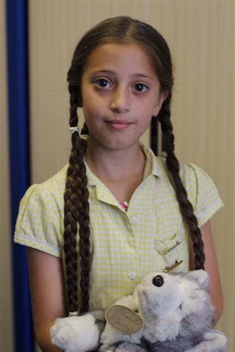 childrens haircuts christchurch schoolgirl alysa has hair cut in assembly to donate plaits