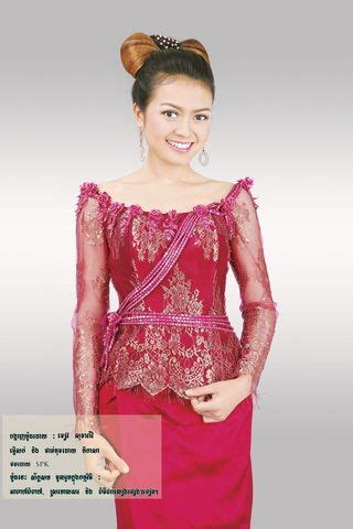 Blouse Mayumi 144 best images about แบบช ดผ าถ งสวยๆ on