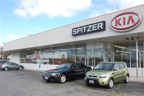 Spitzer Kia Cleveland Spitzer Kia Cleveland Cleveland Oh 44134 888 865 6318