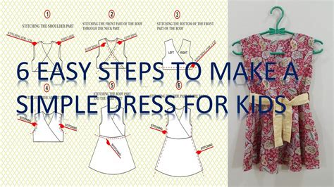 pattern making for beginners how to make a simple dress pattern and to sew it step by