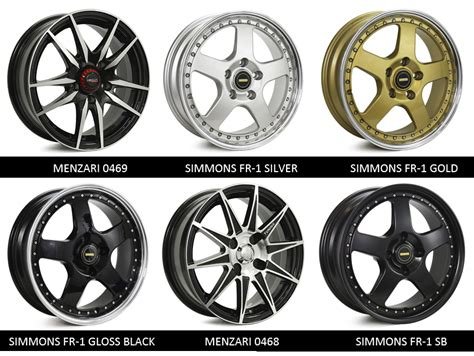 hyundai accent tyres hyundai accent wheels and rims tempe tyres