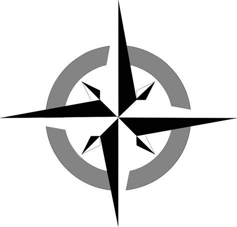 onlinelabels clip art compass rose 2