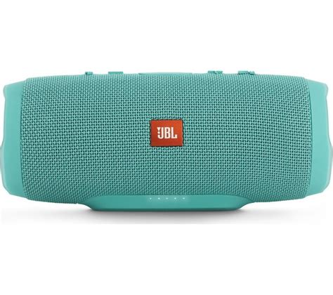 Jbl Charge 3 Wireless Portable Bluetooth Speaker jbl charge 3 portable bluetooth wireless speaker teal deals pc world