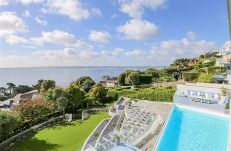 john couch estate agent torquay swanky 163 3 25m mansion boasts infinity pool and cinema room
