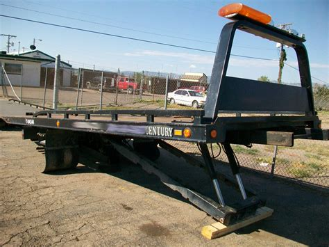 flat bed for sale century 19 6 car carrier flatbed mid america wrecker sales