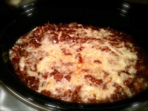 baked ziti with cottage cheese easy crock pot baked ziti crock pot i