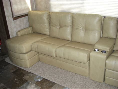 rv sofa replacement rest easy sofa couch lounger bed  winnebago industries thesofa