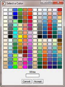 all the colors of the coyote library color programs
