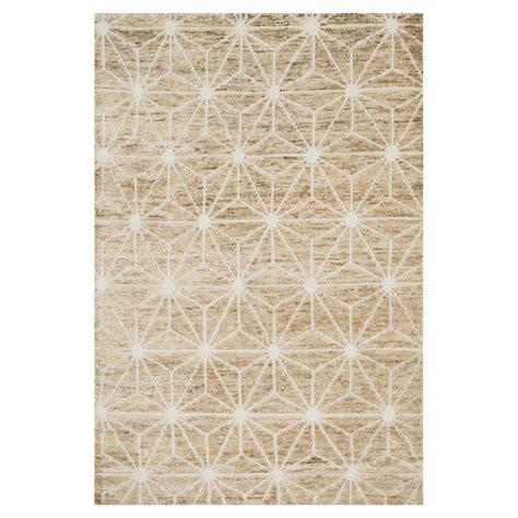 4x6 wool rugs nodo coastal beige jute wool rug 4x6 kathy kuo home