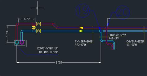 Auto Floor Plan Companies Download Chilled Water System Autocad Drawings