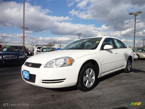 white 2006 impala white 2006 chevrolet impala lt exterior photo 77479796