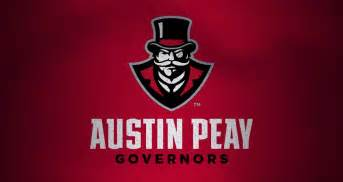 Peay Logo Joe Unveils New Identity For Peay Governors
