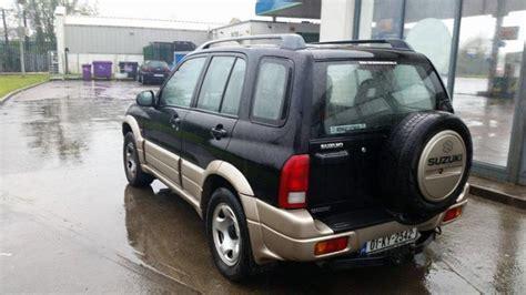 Suzuki Grand Vitara 2001 For Sale 2001 Suzuki Grand Vitara Diesel For Saleswap For Sale In