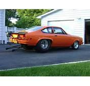 1975 Vega Drag Carprostreetgasser Nostalgia  Classic