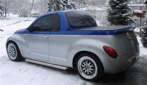 Pt Cruiser Manufacturer by Custom Chrysler Pt Cruiser Up Pt Cruiser