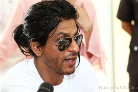 shahrukhkhan hairstyles shahrukh khan medium curly hairstyle