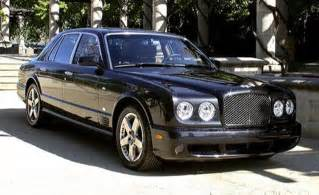 Bentley Arnage T Review Car And Driver