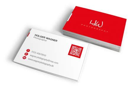 Business Card Login