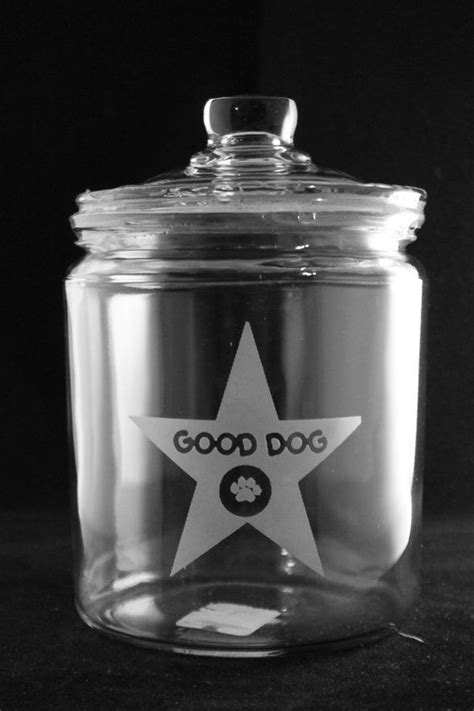 treat container treat jar container howllywood personalized